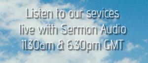 sermon audio slider